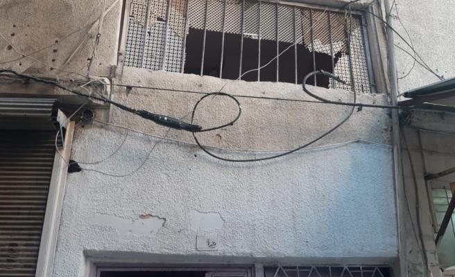 Kablo hırsızları mahalleyi internetsiz bıraktı