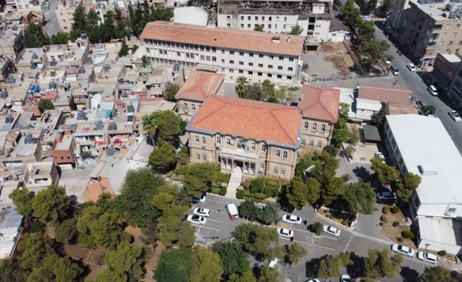 Tarihi Diş Hastanesi müzeye dönüştürülüyor