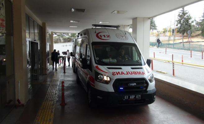 Şanlıurfa'da 2 arkadaşın kavgası hastanede bitti