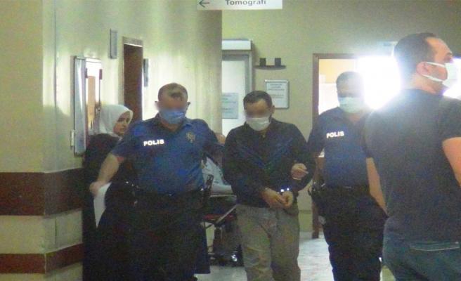 Polis hırsıza göz açtırmadı