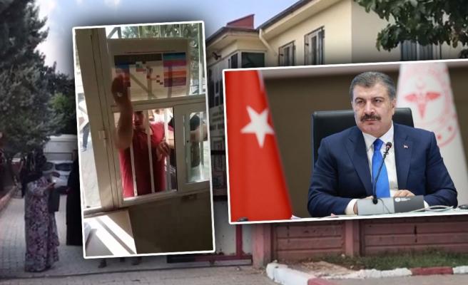 Sağlık Bakanından Urfa'daki aile hekimine saldırı açıklaması