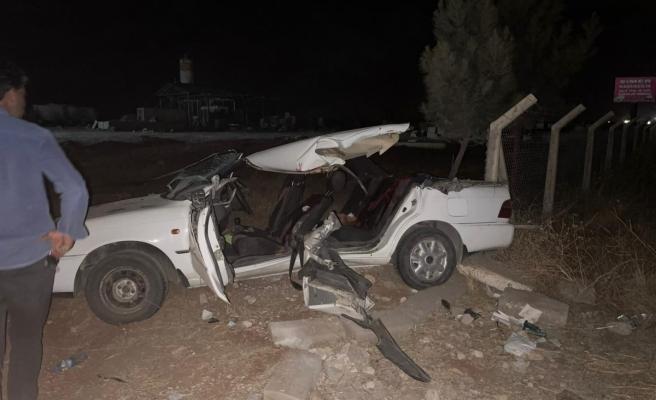 Suruç'taki korkunç kazada ölenler kız istemeden dönüyormuş