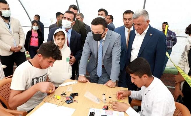 Harran'da Bilim Şenliği başladı