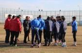 Şanlıurfaspor ikinci yarının ilk maçına çıkıyor