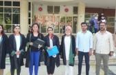 Urfa'da öğrencisine istismarda bulunan müdürle ilgili dava görüldü