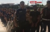 Urfa'da büyük operasyon: Tam 98 tutuklama!