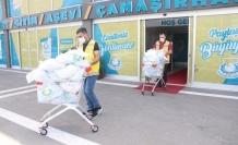 Haliliye'de Çocuklara Giyim Yardımı Yapılıyor