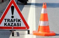 Siverek'te trafik kazası: 1 ölü, 1 yaralı