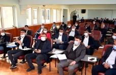 Siverek Belediyesi mart ayı meclis toplantısını tamamladı