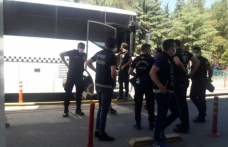 Şanlıurfa'da şafak operasyonu: 11 gözaltı