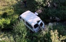 Urfalı tarım işçilerini taşıyan minibüs devrildi