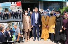 AK Parti'den Birecik çıkarması