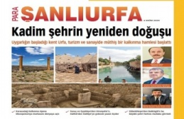 Şanlıurfa, Para Dergisinin Bu Haftaki Sayısında