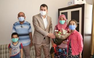 Baydilli'den Engelliler Haftası'nda anlamlı ziyaret
