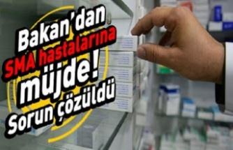 SMA Hastaları İçin Müjde