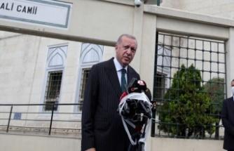 Cumhurbaşkanı Erdoğan: İşi Sıkı Tutmak Durumundayız