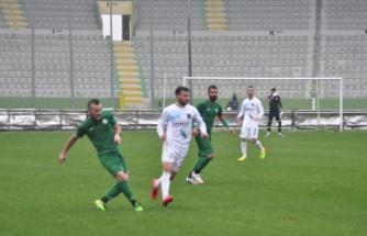 Şanlıurfa- Kocaelispor maçı 1-1 beraberlik ile sonuçlandı!