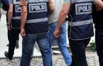 Urfa'da hırsızlık operasyonu: 5 gözaltı
