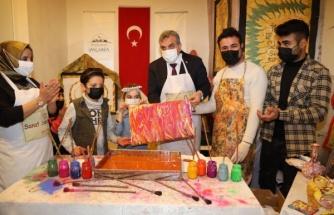 Şanlıurfa'da satranç ve akıl oyunları evi açıldı