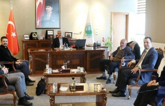 ŞUTSO, HRÜ'nün projesine destek sağlayacak