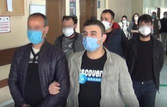 Şanlıurfa'da 15 kişi gözaltına alındı