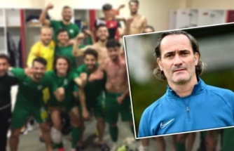 Şanlıurfaspor teknik direktöründen istifa iddialarına yanıt