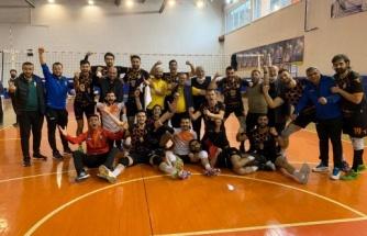 Şanlıurfa Büyükşehir Belediyespor Tokat'ta güldü