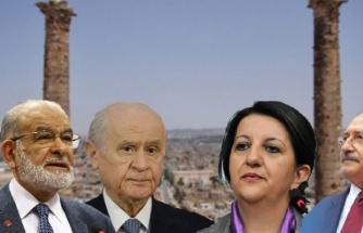 Muhalefet liderleri yıllardır Urfa'ya gelmedi!