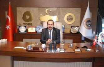 Başkan Kaya'dan 23 Nisan mesajı