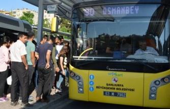 YKS'ye gireceklere toplu taşıma ücretsiz