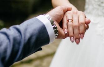 Şanlıurfa, evlilik yaş ortalamasında ilk sırada yer aldı