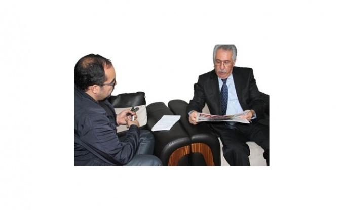 NOSTALJİ… Gazeteci Mustafa Arısüt'ün 6 yıl önce yaptığı röportajda İbrahim Halil Çelik ne demişti?.
