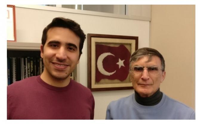 Urfalı bilim insanı için konuşan Aziz Sancar: Nobel Ödülü alabilir
