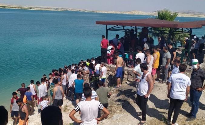 Bozova'da 2 kişi suda kayboldu! Acı haber geldi