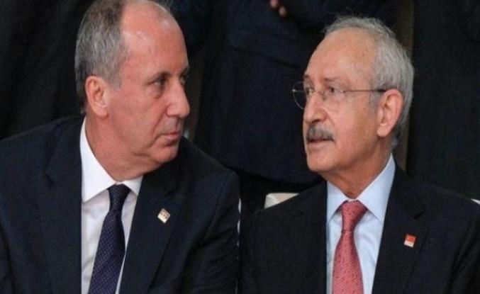 Kılıçdaroğlu'dan Muharrem İnce'ye Yanıt!