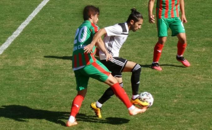 Karaköprü Bayrampaşaspor'u ağırladı: Golleri yedi de yedi