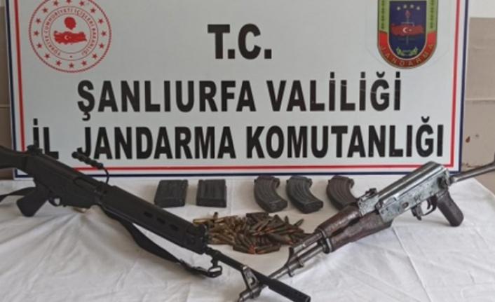 Urfa'da 17 uzun namlulu silah ele geçirildi