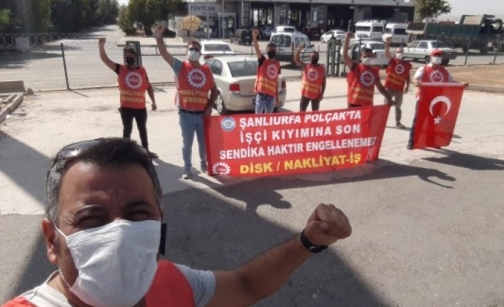 İşçilerin eylemi 682 gündür sürüyor