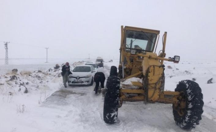 Urfa'da mahsur kalan vatandaşlar kurtarıldı
