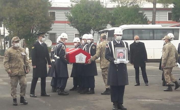Urfa'da hayatını kaybetmişti: Törenle memleketine uğurlandı