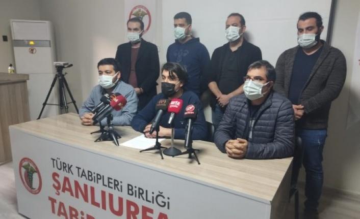 Şanlıurfa'daki asistan hekimlerden 'mobbing' açıklaması