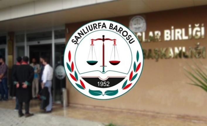 Şanlıurfa Barosu'nda genel kurul tarihi belli oldu
