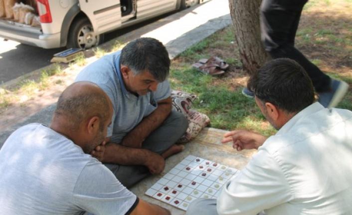 Şanlıurfa'da dama oyunu yaşatılıyor