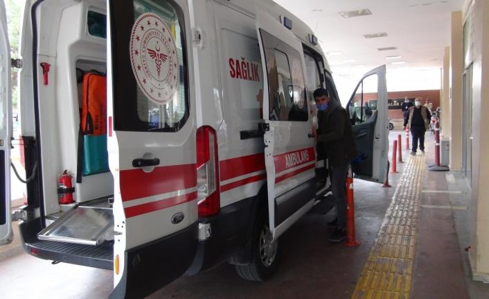 Siverek'te araç devrildi: 1 ölü, 5 yaralı